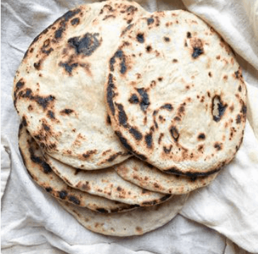 is roti good for dogs