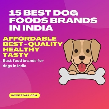 15 Best dog foods in India – Dog food in India